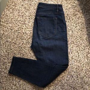 LOFT Jean Ankle Pants